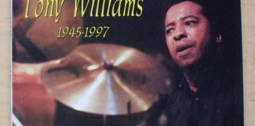 The New Tony Williams Cymbal